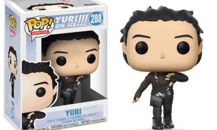 New Yuri!!! on ICE Pop! Vinyls to released this Fall!