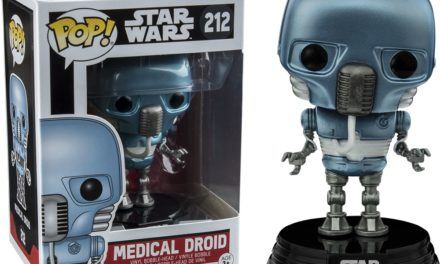 New Walgreens Exclusive Star Wars 2-1B Medical Droid Pop! Vinyl Coming Soon!