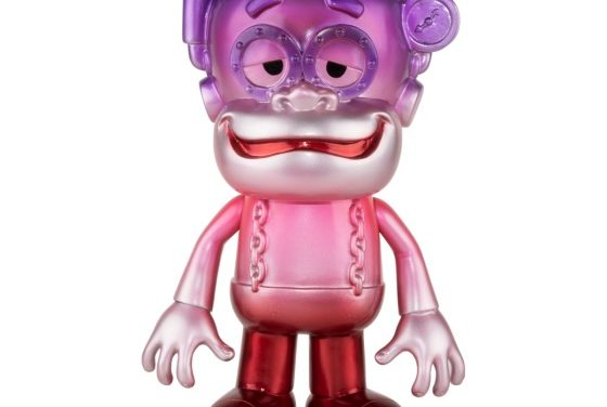 New Funko-Shop Exclusive Chrome Frankenberry Hikari Released!
