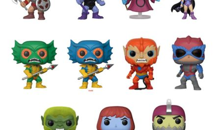 New series of Masters of the Universe Pop! Vinyls Coming Soon!