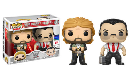 New WWE Million Dollar Man & I.R.S Pop! Vinyl 2-Pack Now Available Online!