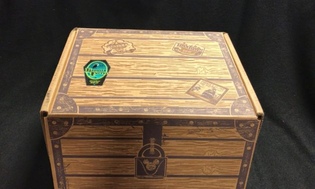 Review of the new Disney Treasures: Haunted Forest Box by Funko (Spoilers)