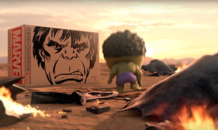 "New ""The Hulk"" Collectors Corp Trailer Released!"