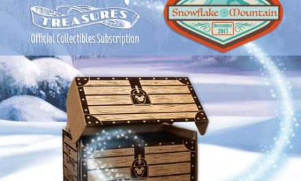 New Disney Treasures Box Theme for December Announced!