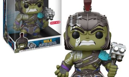 "New Target Exclusive 10"" Thor: Ragnarok Hulk Coming Soon!"