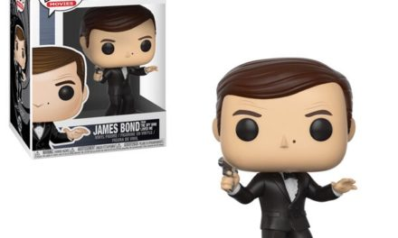 New James Bond Pop! Vinyl Collection Coming Soon!