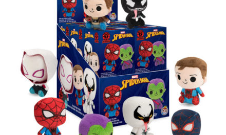 New Marvel Mystery Mini Plush Keychains and Mystery Minis Plush Coming Soon!