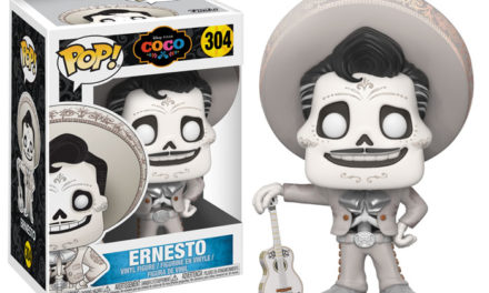 Previews of the upcoming Disney•Pixar Coco Mystery Minis, Pop! Vinyls and Dorbz!