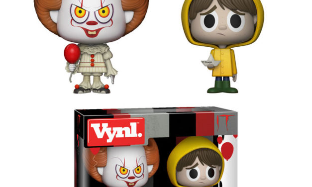 New Pennywise and Georgie Vynl Set Coming Soon!
