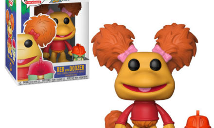 Previews of the new Fraggle Rock Pop! Vinyl Collection Released!