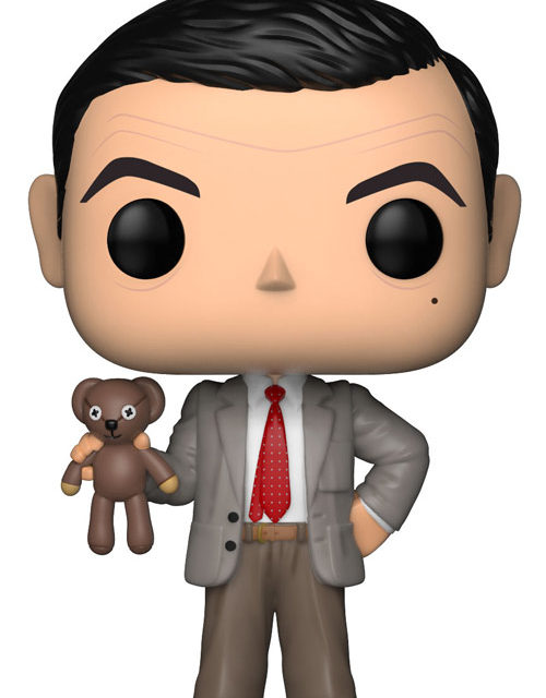 New Mr. Bean Pop! Vinyls to be released in January!