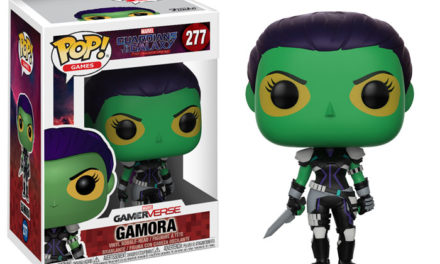 New Guardians of the Galaxy: The Telltale Series Pop! Vinyls Coming Soon!