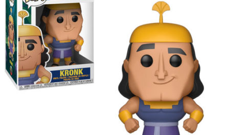 New Emperor's New Groove Pop! Vinyls to be released in February!
