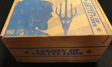 Review of the November Legion of Collectors: Justice League Box (Spoilers)