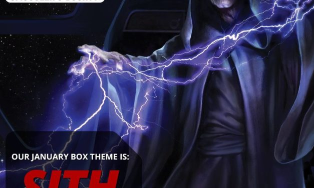 The next Smuggler's Bounty Box Theme to be Sith!