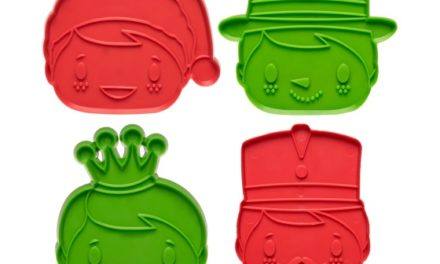 A look at the new Funko Shop Exclusive Christmas Freddy Funko Cookie Cutters Set!
