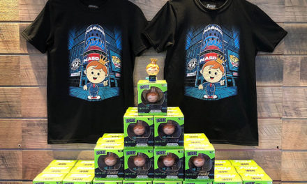 A look at the Freddy Dorbz and Tee Released at Times Square!