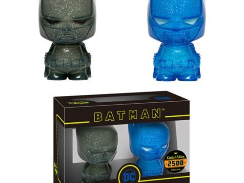 New Blue and Grey Batman XS Hikari Set Coming Soon!