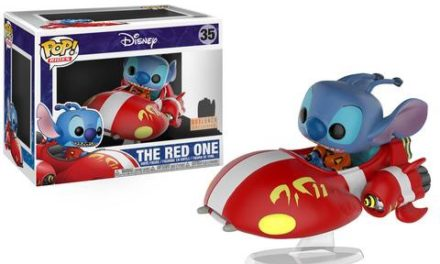 New BoxLunch Exclusive Stitch The Red One Pop! Ride Coming Soon!