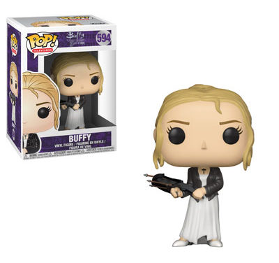 New Series of Buffy the Vampire Slayer Pop! Vinyls Coming Soon!