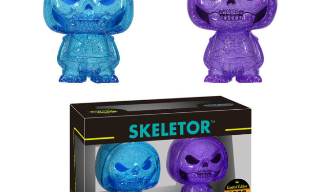New Masters of the Universe Skeletor XS Hikari Sets Coming Soon!