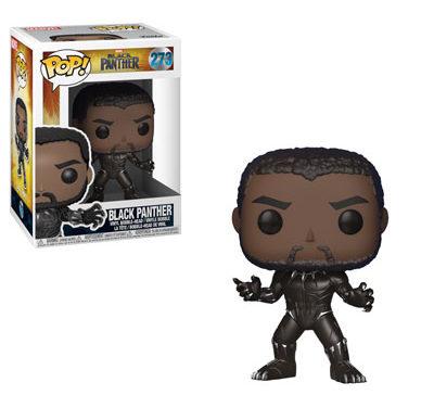 New Black Panther Dorbz, Pocket Pop! Keychains, Plush and Pop! Vinyls Coming Soon!