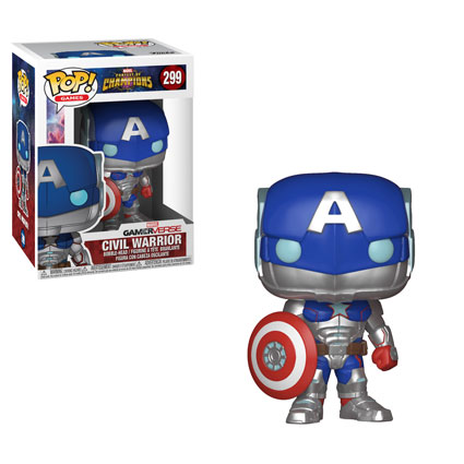 New Marvel: Contest of Champions Pop! Vinyls Coming Soon!