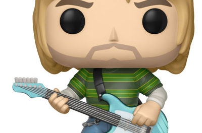New Jerry Garcia, Kurt Cobain and Elton John Pop! Vinyls Coming Soon!