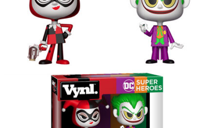 Preview of the upcoming Harley Quinn and Joker Vynl Set!