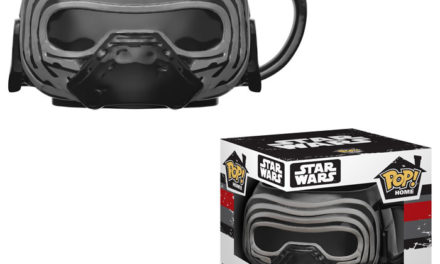 Preview of the upcoming Pop! Home Kylo Ren Mug!