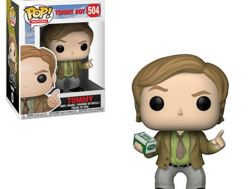 New Tommy Boy Pop! Vinyls Coming Soon!