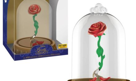 New Hot Topic Exclusive Enchanted Rose Dome Now Available Online!