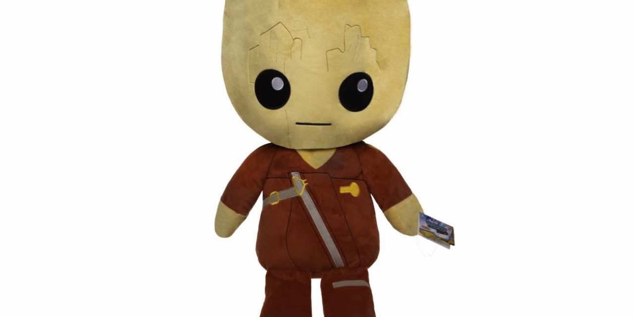 New 22″ Ravager Suit Groot Plush Now Available Online!