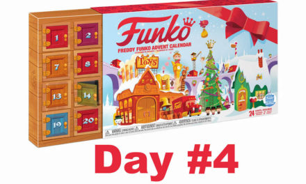 2017 Freddy Funko Pint Size Heroes Advent Calendar Reveal: Day #4