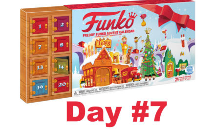2017 Freddy Funko Pint Size Heroes Advent Calendar Reveal: Day #7