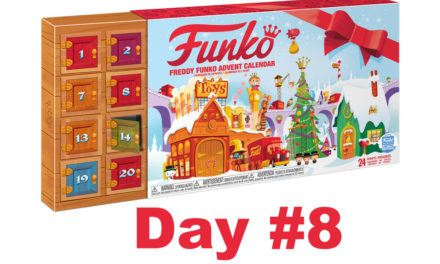 2017 Freddy Funko Pint Size Heroes Advent Calendar Reveal: Day #8