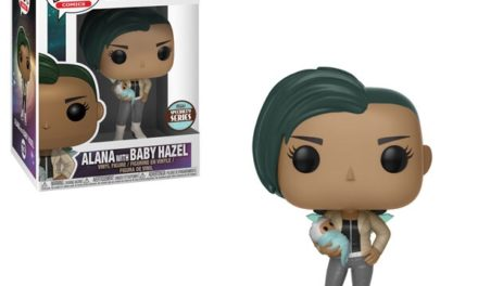 New Specialty Series Saga Alana Pop! Vinyl and Mad Max Fury Road Capable Rock Candy Coming Soon!