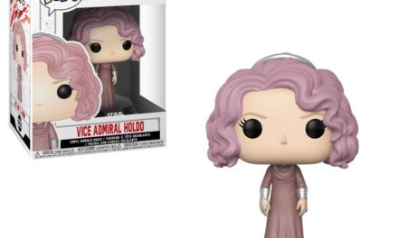 New Star Wars: The Last Jedi Vice Admiral Holdo Pop! Vinyl coming soon!