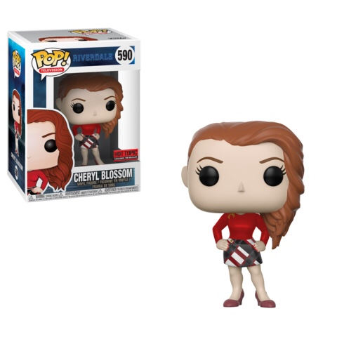 Previews of the upcoming Hot Topic Exclusive Riverdale Pop! Vinyls!