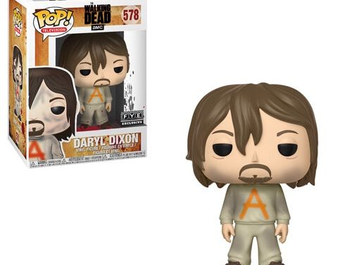 New The Walking Dead Pocket Pop! Keychain and Pop! Vinyls Coming Soon!