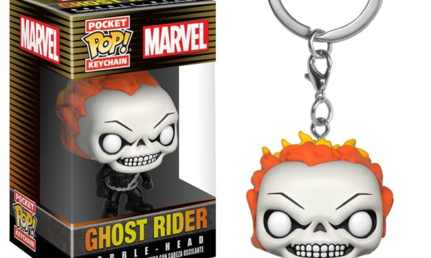 New Ghost Rider Pocket Pop! Keychain to be released in January!