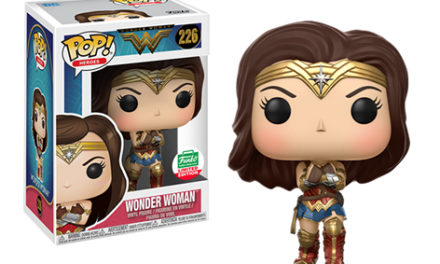 Funko Shop's 12 Days of Christmas Release #4, Wonder Woman with Gauntlets Pop! Vinyl, Now Available!