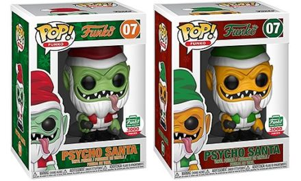 Funko Shop's 12 Days of Christmas Release #2, Spastik Plastik – Red & Green Psycho Santa Set, Now Available!