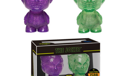 New Purple and Green Joker XS Hikari Set Coming Soon!