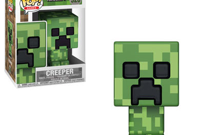 New Minecraft Pop! Vinyl Collection Coming Soon!