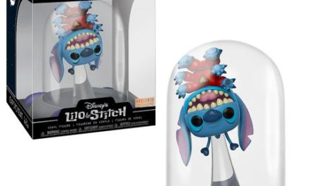 New BoxLunch Exclusive Experiment 626 Stitch Pop Collector Dome Coming Soon!