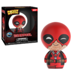 New Universal Studios Islands of Adventure Exclusive Deadpool Dorbz Coming Soon!