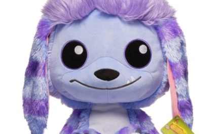 New Wetmore Forest Regular and Jumbo Snuggle-tooth Pop! Plush released!