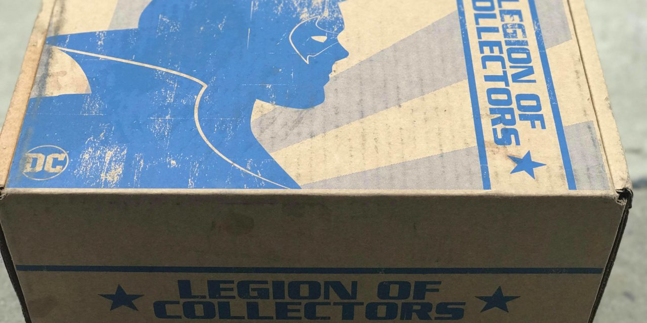 Review of the January Legion of Collectors: Teen Titans Box (Spoilers)