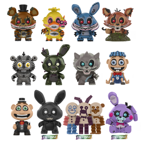 A Look At The Newest Series Of Five Nights At Freddy S